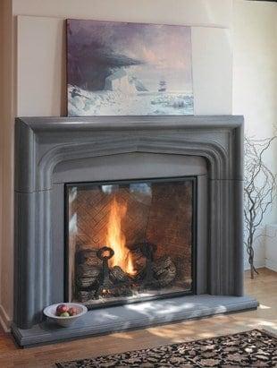Solus Decor fireplace