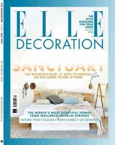 Elle Decoration UK July 2017