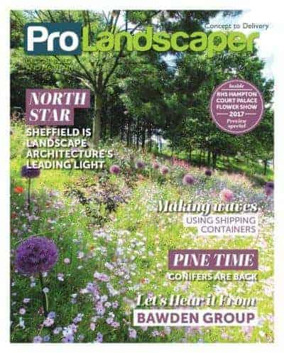 Pro Landscaper, July 2017