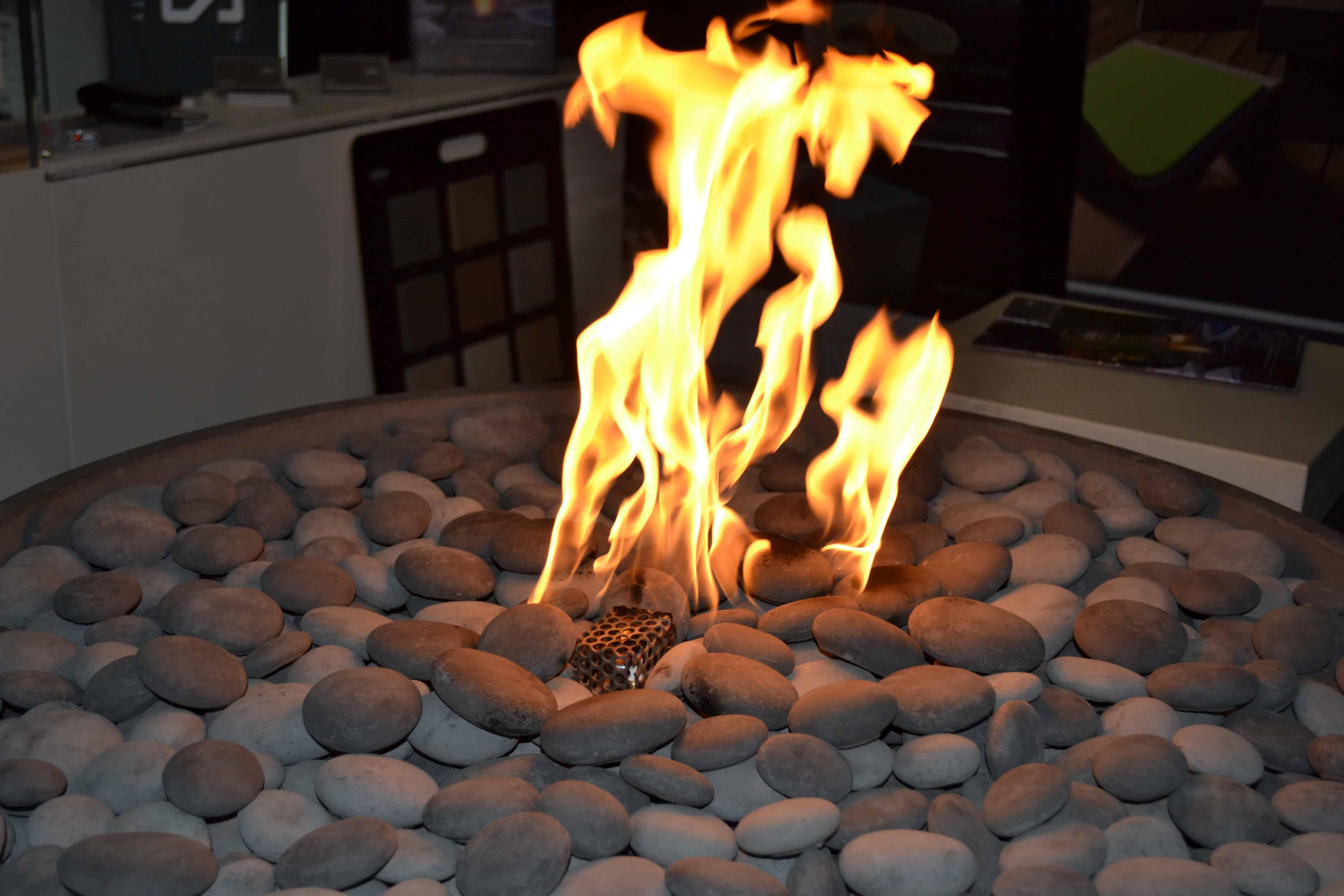 Fire Stones Solus Decor